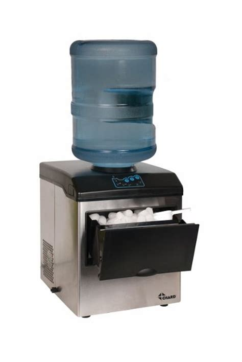 design of educational ice maker unit the chard ice maker with water dispenser supplies you with