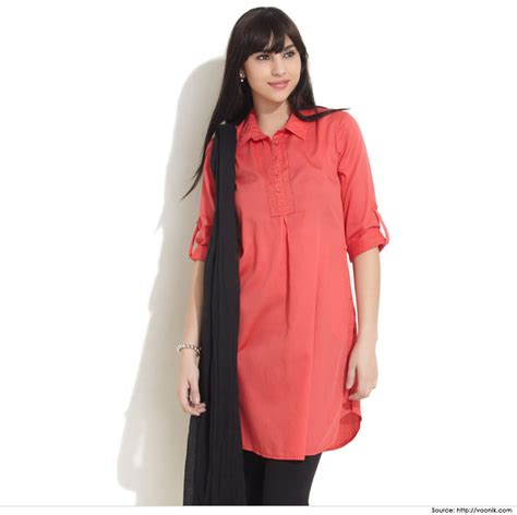 shirt pattern kurtis kurti neck designs