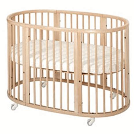 Image Gallery Oval Crib Oval Baby Cribs