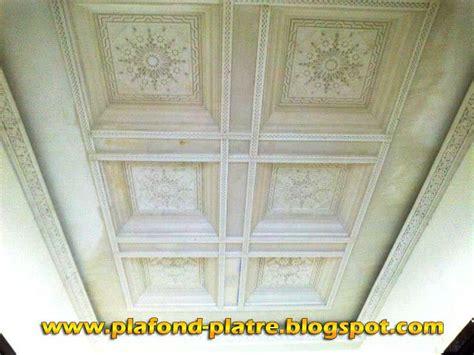 Platre Plafond 2013 by Plafond Pl 226 Tre Sculpt 233 Cr 233 Ation Marocain 2013 Faux