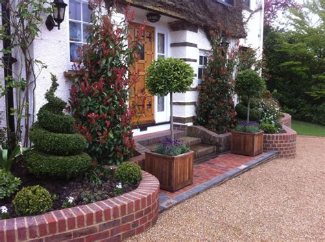 Front Garden Designs And Ideas Decoration Adorable Front Gardens Designs Engaging Front