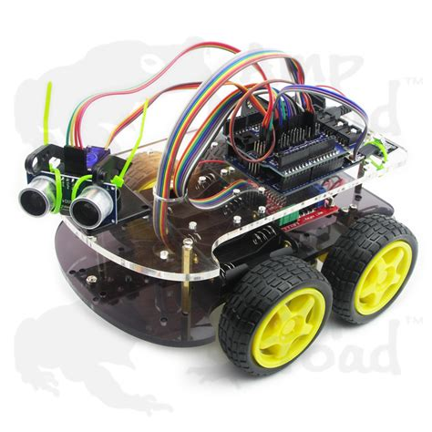 4wd smart car 4wd smart car bot toad
