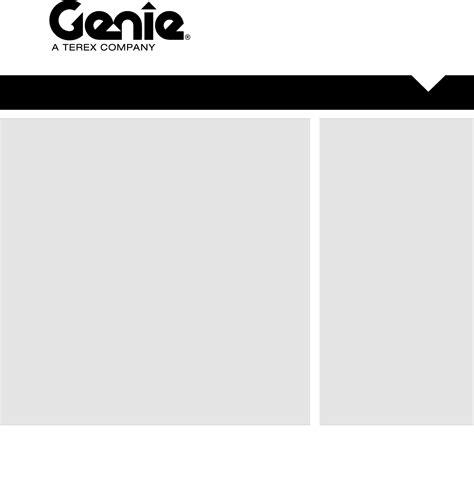 genie garage door opener manual genie garage door opener gth 844 user guide