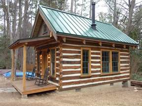 Plans For Building A Cabin by Building Rustic Structures