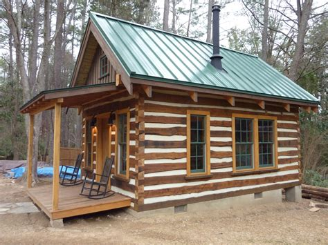 how to build a cabin house building a cozy cabin under 4 000 conquer fear and live