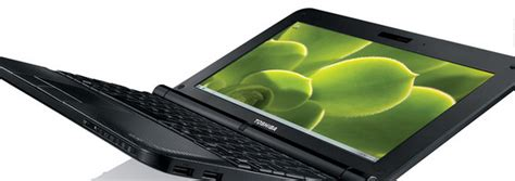 Harddisk Notebook Toshiba Nb250 recommended notebooks and netbooks our four best buys