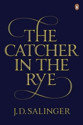 tracking theme catcher in the rye the catcher in the rye by j d salinger