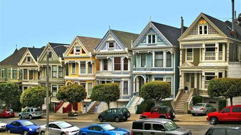 House Exterior Colors by Seven Sisters San Francisco By Citizenfresh On Deviantart