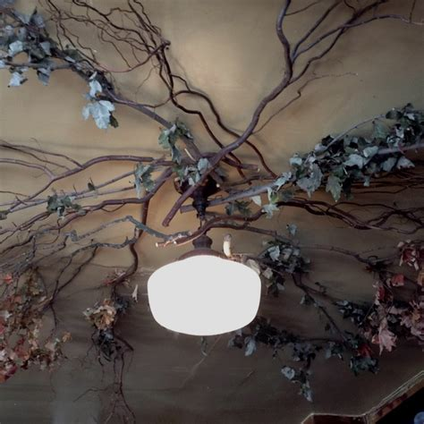 Branch Chandelier Diy 55 Best Images About Twilight Room On Mantle Headboard Curtain Rods And Twilight