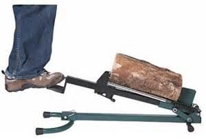 Fireplace Friend Log Splitter fireplace friend log splitter shelflust