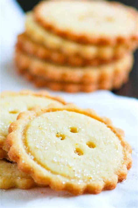 easy butter cookies recipe