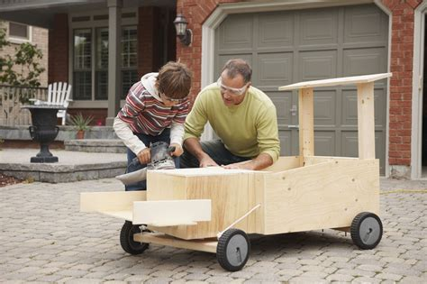 woodworking projects parents  teens
