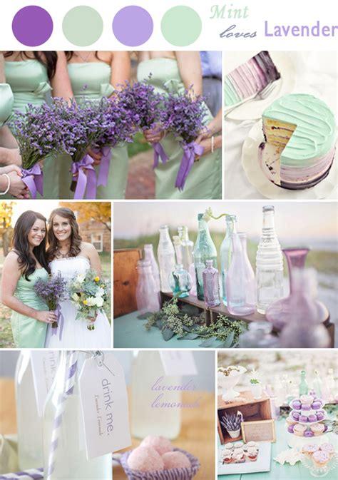 mint and purple wedding pink wedding color ideas invitesweddings
