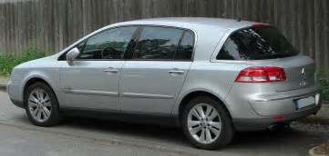 Renault Satis Renault Vel Satis Technical Details History Photos On