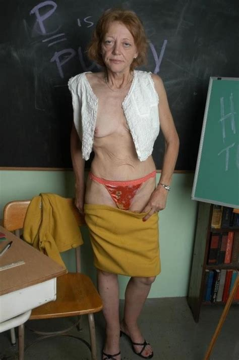 old horny school teacher gets down and dirty after classes pichunter