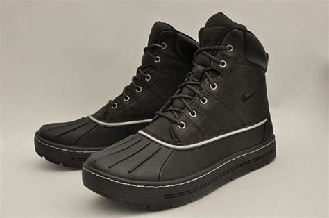 white acg boots nike acg woodside boot black white freshness mag