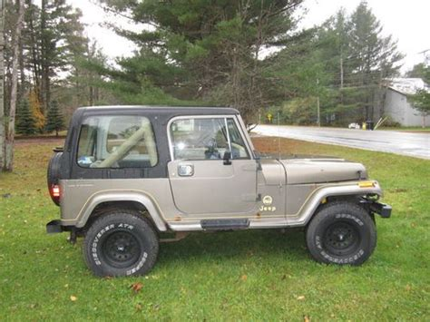 Jeep Rubicon 1990 Buy Used Awesome Customized Jeep Wrangler Unlimited