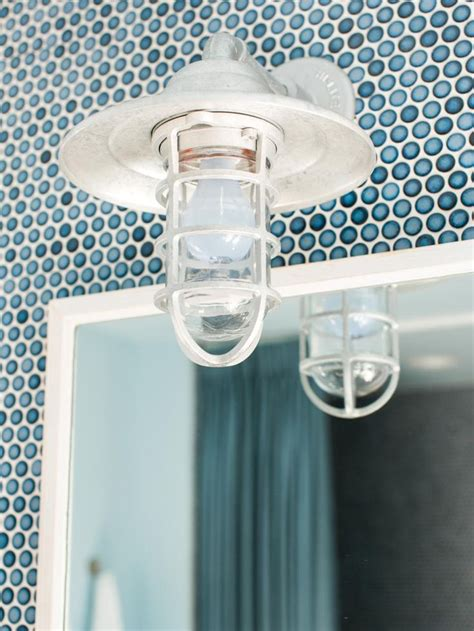 Bathroom Lights That Resemble Best 25 Blue Tile Ideas On Shower Niche