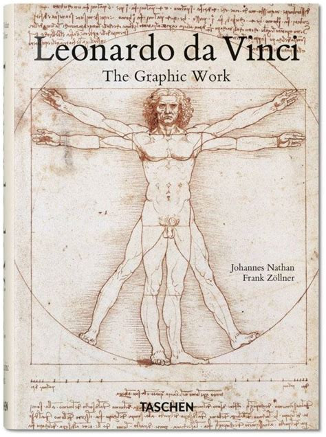Leonardo Da Vinci Biography And Works | leonardo da vinci the graphic work taschen taschenboeken