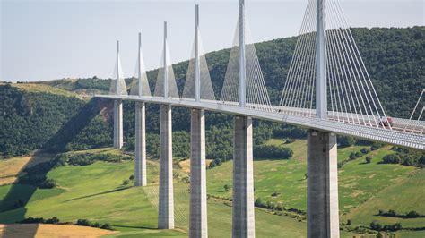 Millau Bridge Great Roads The Millau Viaduct In Photos Caradvice
