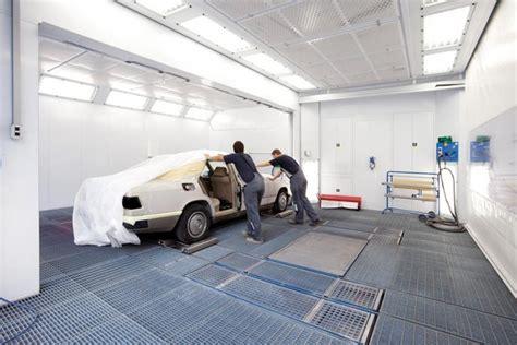 cabina verniciatura carrozzeria autocarrozzeria grosspeter cabine forno verniciatura tricon