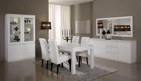 Ordinaire Table De Salle A Manger Haute #3: salle_manger_compl_te_design_laqu_e_blanche_cristal_1_2.jpg