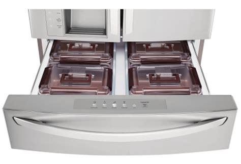 Refrigerator Bins And Drawers by Lmxs30756s Lg 30 Cu Ft Capacity 4 Door Door