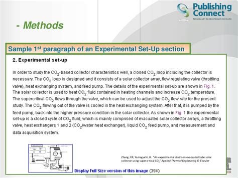 how to write a journal paper engineering applied thermal engineering journal elsevier autos post