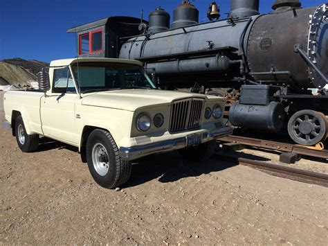 Jeep Gladiator Parts 1969 Jeep Gladiator 500 Classic Jeep Other 1969 For Sale