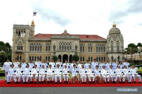 Thai Prime Minister Unveils Cabinet Line Up China Org Cn