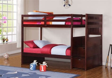 bunk bed stairs with drawers classic bunk bed with stairs with storage