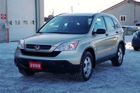 2009 honda cr v lx 2009 honda cr v lx ottawa ontario used car for sale