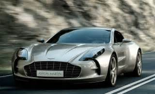 The Aston Martin Aston Martin Sports Car 2011 The Car Club