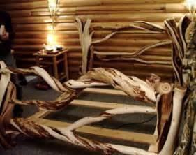 Juniper Wood Bed Frames Pdf Diy Rustic Wood Furniture Kreg Jig
