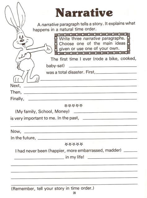 10 Topic Suggestions For Narrative Essays Narrative Paragraph Topics Narrative Story Elements Paragraph