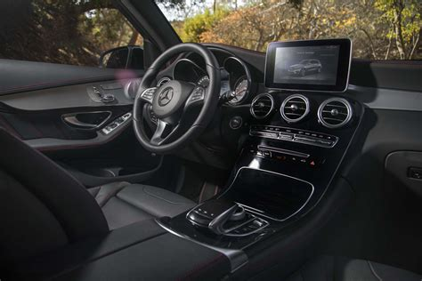 jeep mercedes interior 2017 mercedes benz glc class reviews and rating motor trend