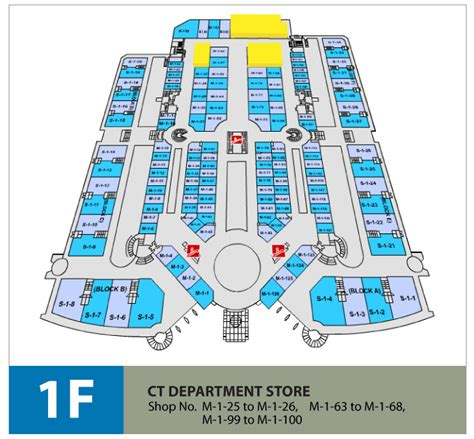 department store floor plan city mall kota kinabalu s shopping heaven