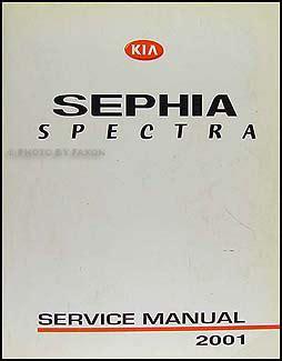 service manual old car owners manuals 2001 kia sephia security system old car owners manuals 2001 kia sephia spectra repair shop manual original