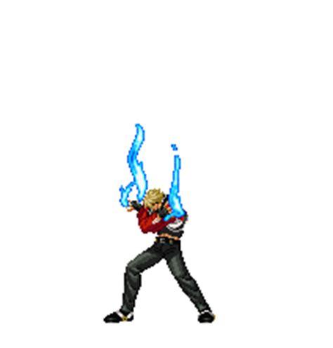 imagenes gif de king of fighters 2002 rock howard the king of fighters wiki fandom powered