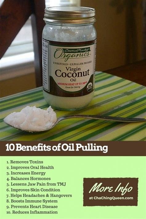 Swishing Coconut Detox by 1000 Ideas About Coconut Pulling On