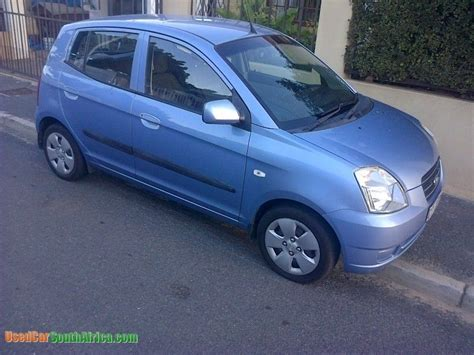 Kia Cars South Africa 2007 Kia Picanto Used Car For Sale In Aliwal Eastern