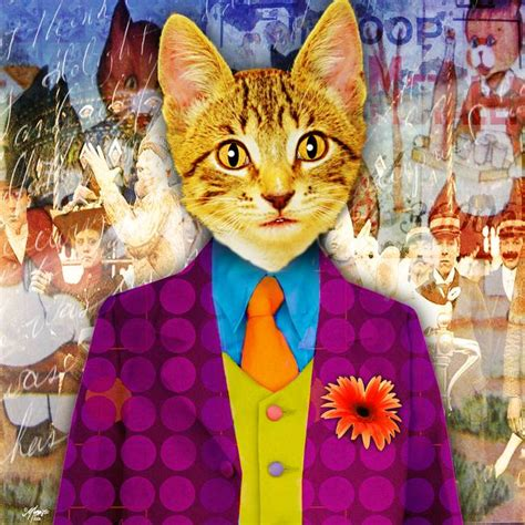 carnival painting cat stunning quot clown quot artwork for sale on prints