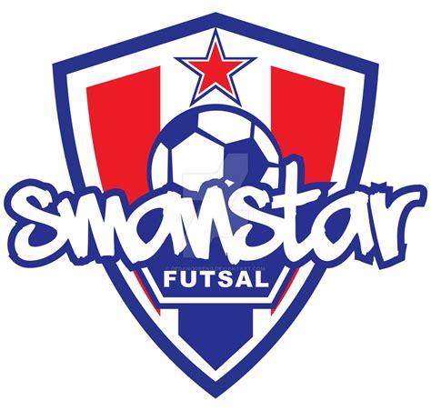 design logo team futsal design logo futsal smanstar jepara by gedangoreng on
