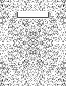 black and white binder cover templates back to school binder cover coloring pages