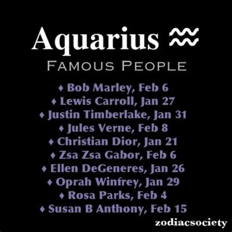 famous aquarius people aquarius pinterest