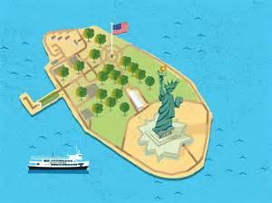 freiheitsstatue le libert 233 et ellis island statue cruises