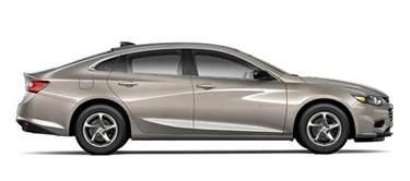 chevrolet malibu model ls vs lt trim levels 2017 what
