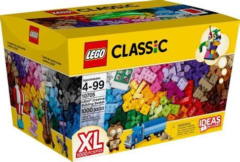 Lego Classic v 225 s 225 rl 225 s lego classic kreat 237 v 233 p 237 tőkos 225 r 10705 lego