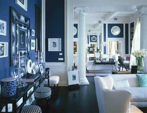 navy blaue und weiße schlafzimmer was denken sie 252 ber die wandfarbe blau archzine net