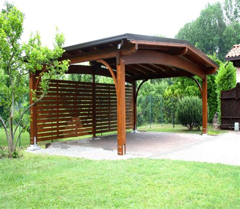 Wooden Car Ports by Pergola Carport Designs For Your Style Wooden Carports